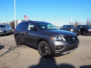 New 2020 Nissan Pathfinder SL SUV Westborough