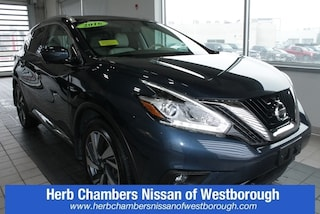Used 2016 Nissan Murano Platinum SUV Westborough