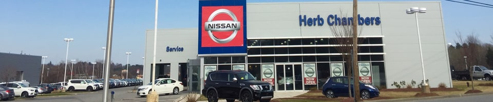 Herb Chambers Nissan of Westborough