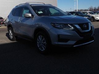 New 2020 Nissan Rogue S SUV Westborough