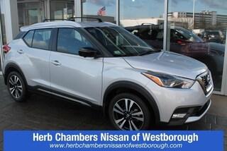 Used 2019 Nissan Kicks SR SUV Westborough