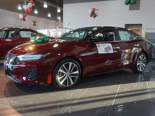 New 2019 Nissan Maxima 3.5 S Sedan Westborough