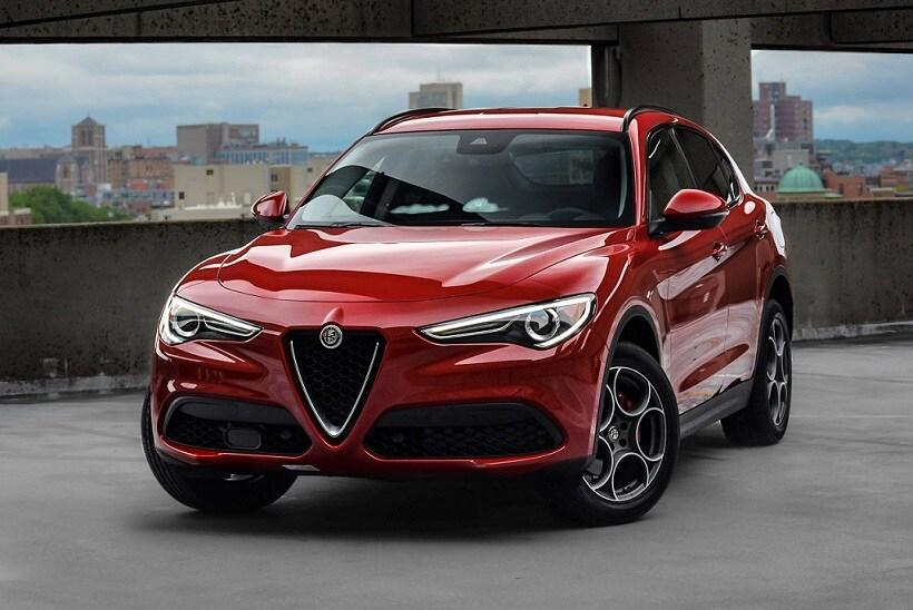 2018 Alfa Romeo Stelvio Boston Area New Alfa Romeo Stelvio Wayland Ma