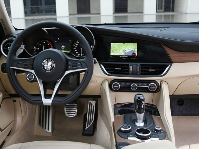 2018 alfa romeo giulia boston area new alfa romeo giulia wayland ma. Black Bedroom Furniture Sets. Home Design Ideas