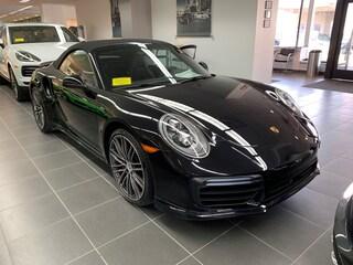 New Porsche 2019 Porsche 911 Turbo Cabriolet in Boston, MA