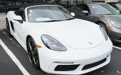 New 2018 Porsche 718 Boxster S Convertible Burlington, MA