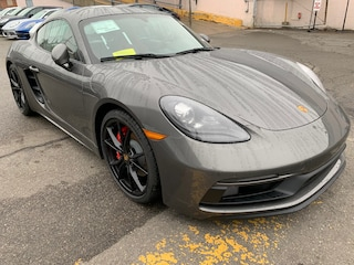 New Porsche 2019 Porsche 718 Cayman GTS Coupe in Boston, MA