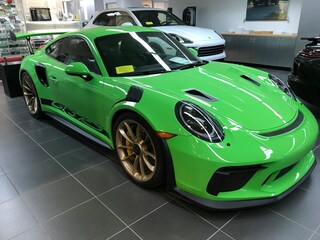 New Porsche 2019 Porsche 911 GT3RS Coupe in Boston, MA
