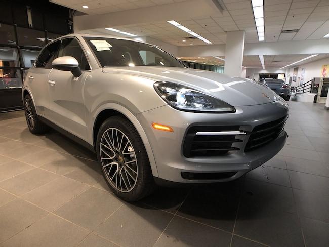 New Porsche 2019 Porsche Cayenne S Sport Utility for sale in Boston, MA