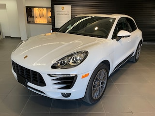 Certified Pre-Owned 2018 Porsche Macan Sport Edition SUV R1617 for sale in Boston, MA