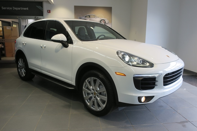 Used 2018 Porsche Cayenne S SUV for sale in Boston, MA