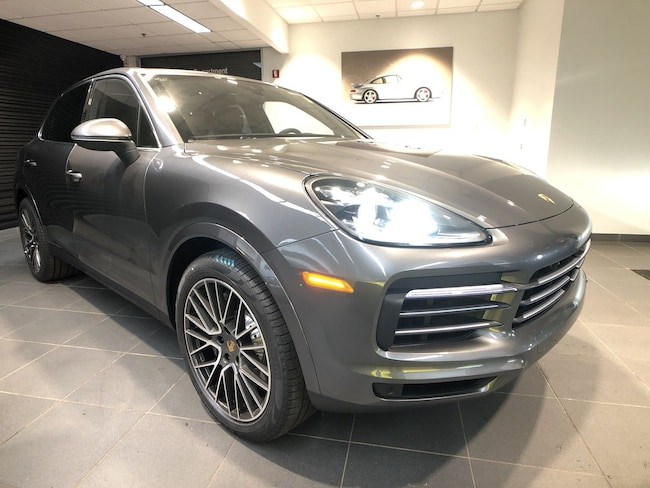 New Porsche 2019 Porsche Cayenne S Sport Utility for sale in Boston, MA