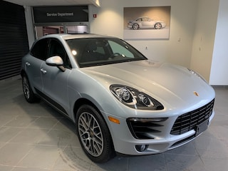 Certified Pre-Owned 2018 Porsche Macan Sport Edition SUV R1645 for sale in Boston, MA