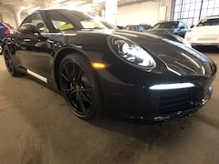 New 2019 Porsche 911 Carrera T Coupe Boston