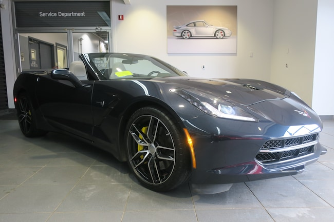 Used 2015 Chevrolet Corvette Z51 1LT Convertible for sale in Boston, MA