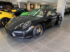 New 2019 Porsche 911 Turbo S Cabriolet Boston