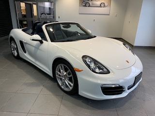 Pre-Owned 2014 Porsche Boxster S Cabriolet R1629XX for sale in Boston, MA
