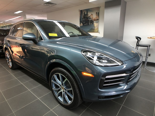 New Porsche 2019 Porsche Cayenne Sport Utility for sale in Boston, MA