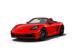 New Porsche 2019 Porsche 718 Boxster GTS in Boston, MA