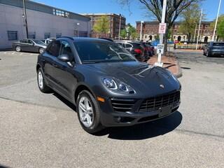 Certified Pre-Owned 2018 Porsche Macan SUV R1647 for sale in Boston, MA