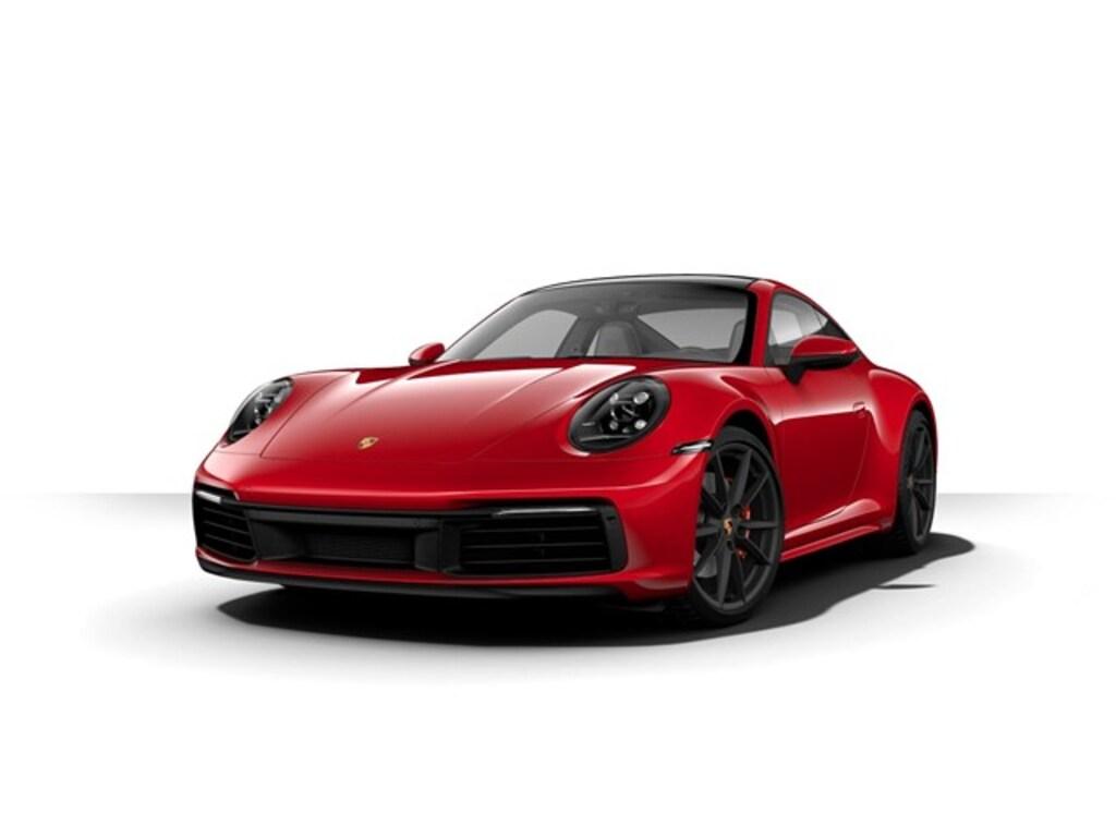 Herb Chambers Porsche >> New 2020 Porsche 911 Carrera 4s 2020 For Sale In Boston Ma