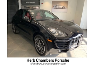 Pre-Owned 2018 Porsche Macan SUV R1649 for sale in Boston, MA