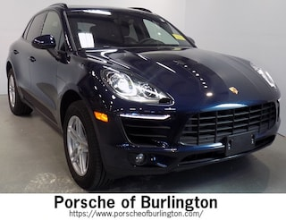 Used 2018 Porsche Macan SUV Burlington MA