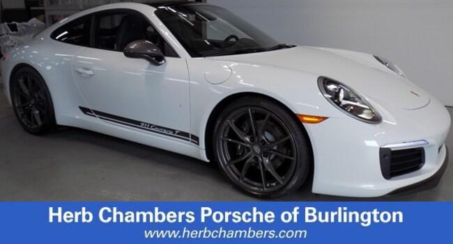 New Porsche 2019 Porsche 911 Carrera T CP for sale in Boston, MA