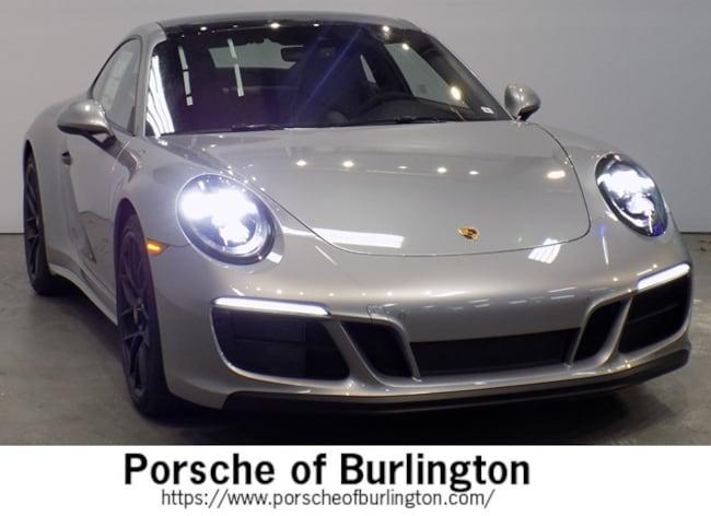 New 2019 Porsche 911 Carrera GTS Car Burlington MA