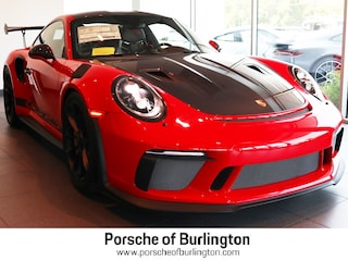 New 2019 Porsche 911 GT3 RS Weissach Package Coupe Burlington MA