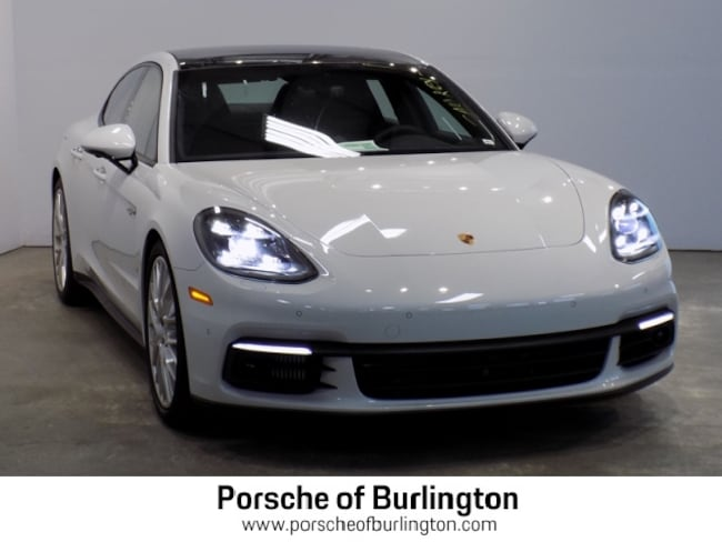 New Porsche 2018 Porsche Panamera E-Hybrid 4 E-Hybrid Hatchback for sale in Boston, MA