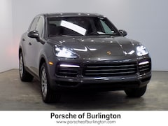 New 2019 Porsche Cayenne S Sport Utility Burlington, MA