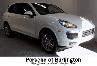 New 2018 Porsche Cayenne Platinum Edition SUV Burlington MA