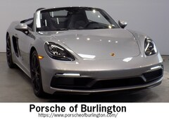New 2019 Porsche 718 Boxster GTS Coupe Burlington, MA