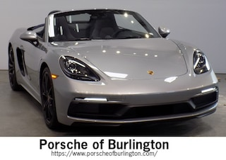 New 2019 Porsche 718 Boxster GTS Coupe Burlington MA
