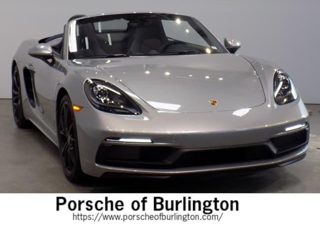 New 2019 Porsche 718 Boxster GTS Coupe Burlington MA