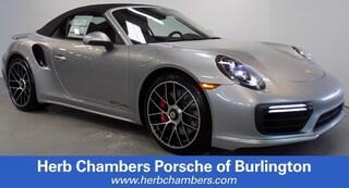 New 2019 Porsche 911 Turbo Cabriolet Burlington MA