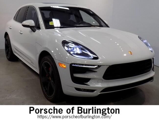 New 2018 Porsche Macan GTS Sport Utility Burlington MA