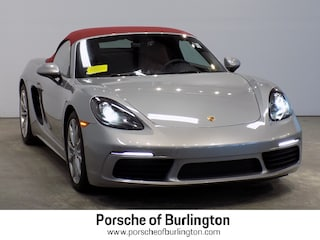 New 2018 Porsche 718 Boxster Coupe Burlington MA