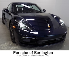 New 2019 Porsche 718 Cayman Coupe Boston