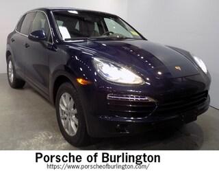Used 2013 Porsche Cayenne SUV KA61414A for sale in Boston, MA
