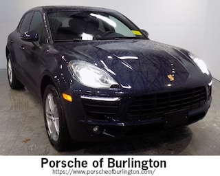 Used 2018 Porsche Macan SUV PL5456 for sale in Boston, MA