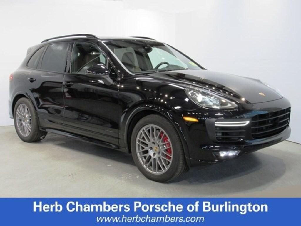 Herb Chambers Porsche >> New 2018 Porsche Cayenne Gts In Burlington Ma Stock Ja80641