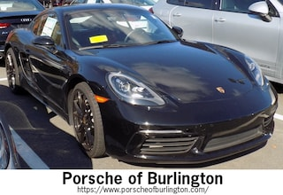 New 2018 Porsche 718 Cayman Premium Coupe Burlington MA