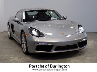New 2019 Porsche 718 Cayman Coupe Burlington MA