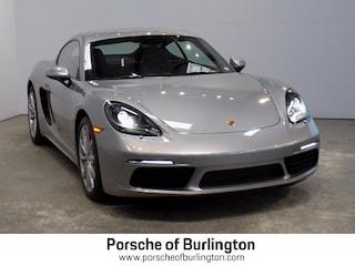 New Porsche 2019 Porsche 718 Cayman Coupe in Boston, MA
