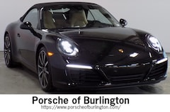 New 2019 Porsche 911 Carrera Convertible Burlington, MA