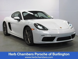 New 2018 Porsche 718 Cayman Coupe Burlington MA