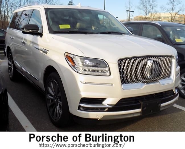 Used 2018 Lincoln Navigator Select SUV Burlington MA