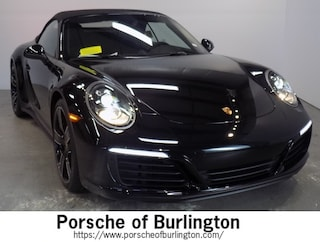 New 2019 Porsche 911 Carrera 4S Convertible Burlington MA